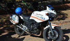El Municipio presentó nuevas bicicletas y motos para reforzar la seguridad en Areco