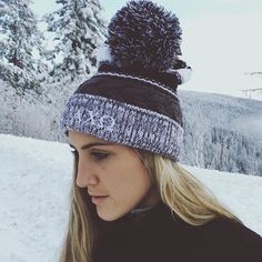 Alpha Chi Omega   AXO   Sorority Beanie   Hat   Gift Ideas   Winterwear   How are you staying warm this winter? We're loving the fluffy pom-poms on these oh-so-cozy embroidered Alpha Chi Omega beanie!