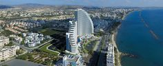 Limassol Del Mar: one of the top global developments by The Sunday Times - CyprusBeat The Sunday Times, Limassol, Cyprus, Buildings, Beautiful, Del Mar