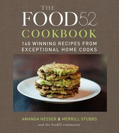 "OK, so we don't own this cookbook yet but it's at the top of our list. A book of recipes inspired by 100+ ""exceptional home cooks."""