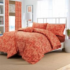 Emperor Damask Duvet Cover Set