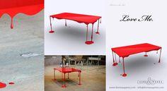 Paint or die but #love me, #Design