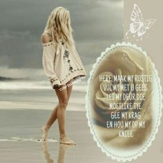 Rustig Goeie Nag, My War, Heres To You, Religious Quotes, Afrikaans, Cute Quotes, Christian Quotes, Picture Quotes, Prayers
