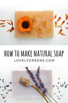 How to make natural