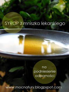 Moc natury...: Syrop z mniszka lekarskiego na odporność