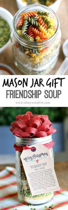 Easy to make christmas gifts for neighbors on pinterest