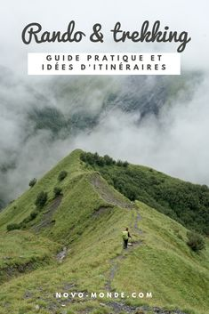 Trekking and hiking: a practical guide on how to prepare, what to put in . Hiking Routes, Hiking Guide, Travel Guide, Camping And Hiking, Hiking Gear, Backpacking, Trekking, Destination Voyage, Next Holiday