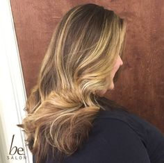 Obsessed with this dimensional balayage.