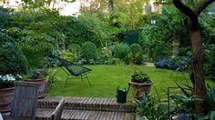 Un jardin dépaysant au coeur de Paris