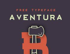 Free font for personal and commercial use, enjoy!