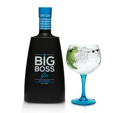 Big Boss Gin - Portugal