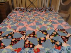 """Quilt for """"teacher"""" Arielle...and great cupcake maker"""