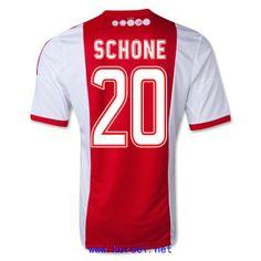 Maillot de foot AFC Ajax Domicile 2013 2014 (20 Schone) Noir Pas Cher http://www.korsel.net/maillot-de-foot-afc-ajax-domicile-2013-2014-20-schone-noir-pas-cher-p-3350.html