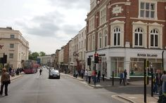 The happiest places to live in England: No 1 - The Parade in Leamington Spa Happiest Places To Live, Property Buyers, Places In England, Living In England, Britain, Spa, Street View, City, Happy