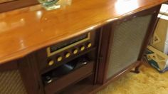 FM Radio on the Curtis Mathes 1959 HiFi  Stereo Model 6029B Solid Cherry