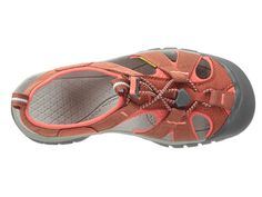 prefer this shoe to the other red open shoe  Keen Venice H2 Midnight Navy/Hot Coral - Zappos.com Free Shipping BOTH Ways