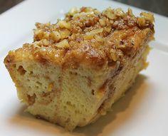 Crockpot French Toast Casserole – Nance and Robyn make the same recipe