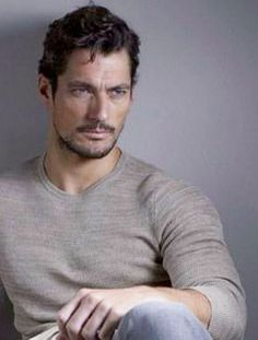 David Gandy ~ I think he would be an awesome Gideon Cross!