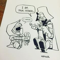 #lilkylo commission #starwars #toystory << A Toy Story reference about a Star Wars reference!!! PERFECT!!!
