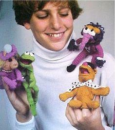 vintage muppets