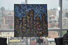 Artist: M. Dreeland / ART Event / NYC