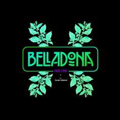 Belladona tipografía