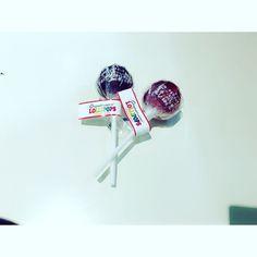 #lolipops#raspberry#cherry#big#candy#sweet#two#love#good#dericious #ロリポップ #甘い #おっきい #飴ちゃん #全部は #食べれん #虫歯が進行する by yandsm