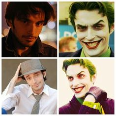 Anthony Misiano - Joker Cosplayer...he is perfect to play one of the Jokers we all know and love