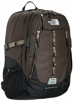The North Face Surge II Laptop Backpack One Size Coffee Brown The North Face,http://www.amazon.com/dp/B008BAMMTI/ref=cm_sw_r_pi_dp_61h8sb0YENTDBBXH