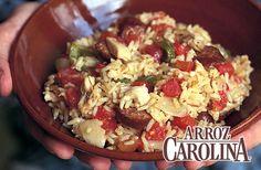 La jambalaya es un platillo típico de la gastronomía criolla, con influencia francesa y Española. Pruébala en nuestra receta.
