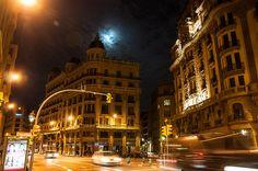 Barcelona by Renata Lamezi, via Flickr, Via Laietana, Born