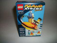 Lego island xtreme snap's cruiser nib!