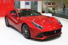 Ferrari F12 Berlinetta - Istanbul Auto Show 2015