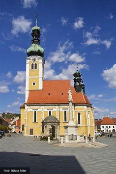 St. Emeric Church/ Kőszeg/ Hungary