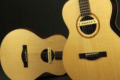 Farida Artist Designed Guitars, Jack Steadman and Jamie MacColl, Bombay Bicycle Club limited edition