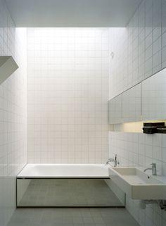 mega minimal bathroom