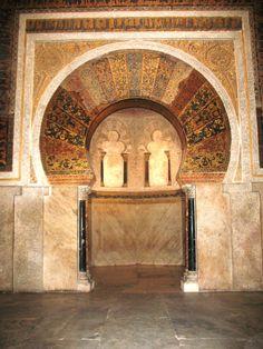 Mezquita de Córdoba, Andalucía