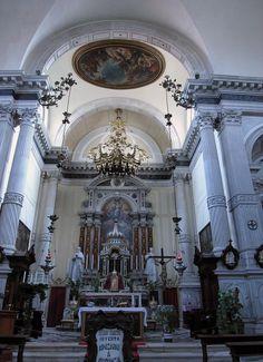 San Marcuola - Venice, Italy -     Main Altar