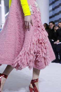 DelPozo Ready To Wear Fall Winter 2015 New York