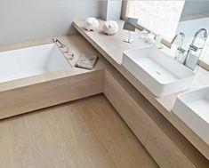 Bagno francese ~ Bagno elegante e raffinato con rivestimenti in marmo e pavimento