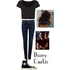 The Outsiders Darry Curtis Outfit