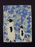 Penguin mosaics