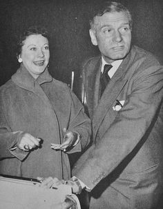 Vivien Leigh & Lawrence Olivier