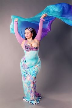 (plus size belly dance ♥)