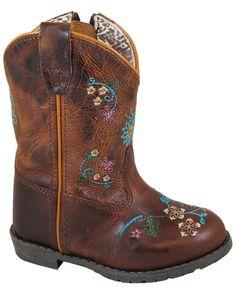 b84cc5b3d Walmart: Healthtex Baby Girls' Fashion Western Boot | SnV - Clothes ...