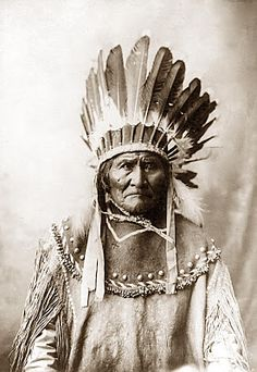 Old Picture of the Day: Renegade Apache Geronimo