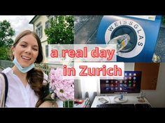 Living in Switzerland | A normal day in Zurich (vlog) - YouTube