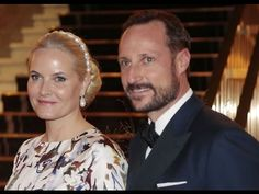 The Norwegian Royals Attend The 2016 Nobel Peace Prize Banquet