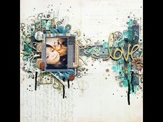 Step by step: Love by Valerie Ouellet - YouTube