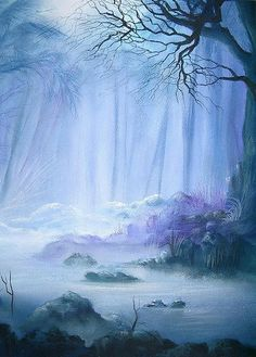 Enchanted Forest | fantasy, artwork, setting